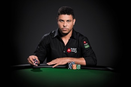 Former Soccer Star Ronaldo Joins Team PokerStars