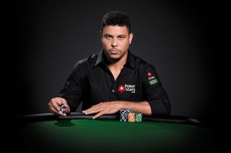 Fotbalová hvězda Ronaldo se připojuje k PokerStars
