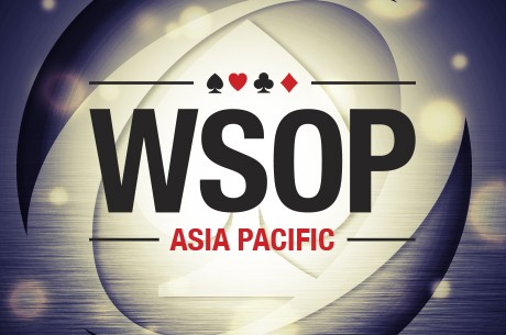 World Series of Poker Asia Pacific Dia 1c: Morales Líder do 1c, Antoine Saout é o Líder no...