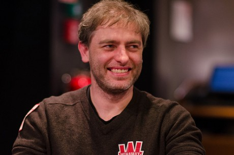 2013 World Poker Tour Barcelona Day 1a: Manuel Bevand Leads