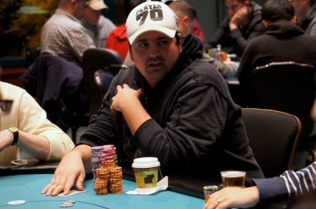 2012-13 WSOP Circuit Foxwoods Day 1: Aryeh Cohen Leads as 196 of 578 Advance