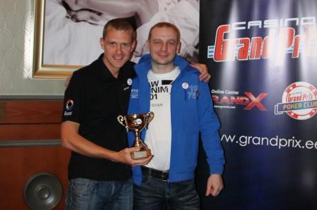 PokerNews alistas klubidevahelises duellis Viljandi Mõttemängude Klubi
