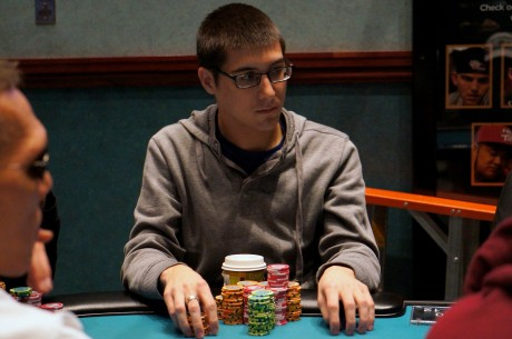 2012-13 WSOP Circuit Foxwoods Day 2: Ben Reason Leads Final 16; Kevin Saul Lurking