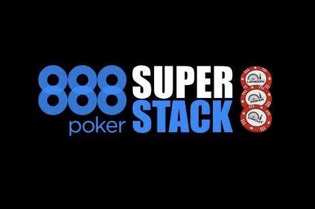 888poker Super Stack seeria 17-19. mai esmakordselt Eestis