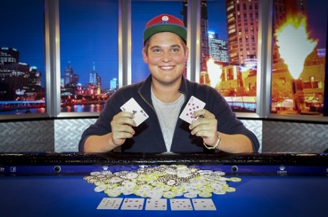 Bryan Piccioli Wins 2013 WSOP Asia Pacific Event #1 for AUD$211,000
