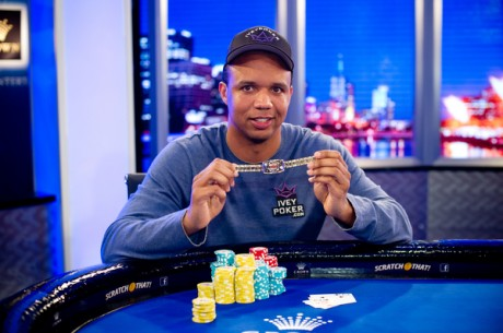 Phil Ivey Wins Historic Ninth Gold Bracelet in 2013 WSOP Asia Pacific Event #3