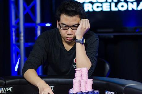 Chanracy Khun mistrzem World Poker Tour Barcelona
