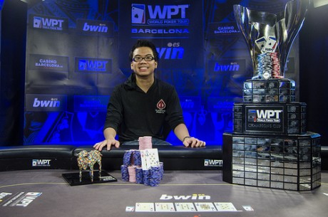Chanracy Khun Wins 2013 World Poker Tour Barcelona for $258,488