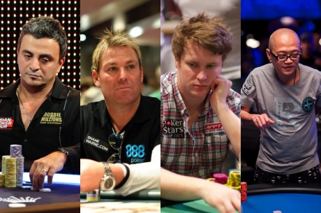 Hachem Selects Warne, Hinrichsen & Yong to Round Out Caesars Cup Team Asia-Pacific