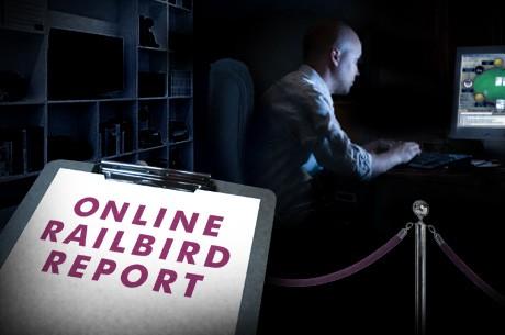 The Online Railbird Report: Tollerene & Haxton Win Big; Blom Drops $1,474,629