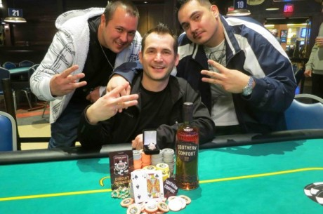 Трети златен пръстен и $19,000 за Ник Живков след...