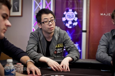 WSOP APAC Main Event: Winfred Yu liderem, Negreanu w czołówce