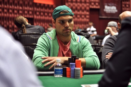 2012-13 WSOP Circuit Harrah's Cherokee Main Event Day 1a: David Nicholson Leads