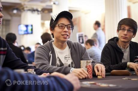 WSOP APAC $50K High-Roller: Joseph Cheong liderem. W grze nadal 11 zawodników.