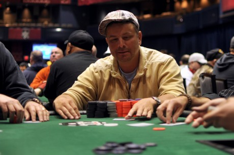 2012-13 WSOP Circuit Cherokee Harrah Evento Principal: Top Hensley