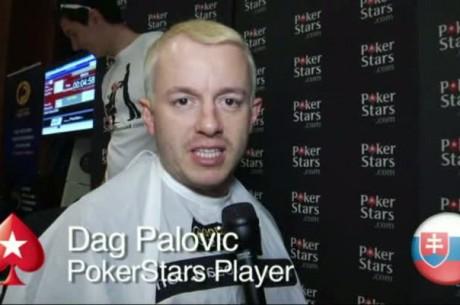 Šest týdnů pokerového života Team PokerStars Pro Daga Paloviče
