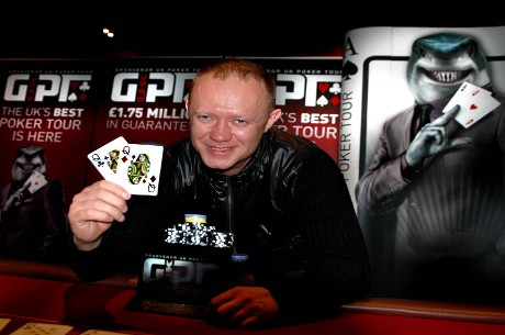 Eirimas Livonas Wins the GUKPT Didsbury Main Event for £22,570