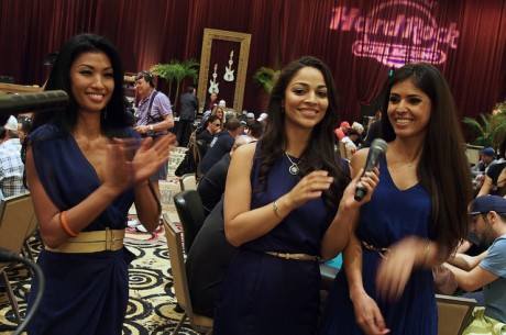 2013 World Poker Tour Seminole Hard Rock Showdown Day 3: Eyster Leads Final 21