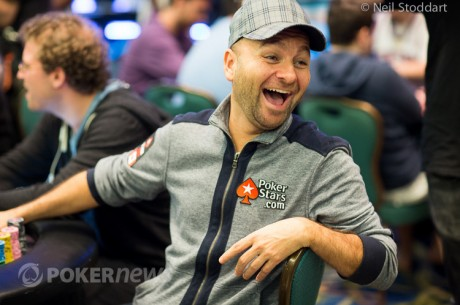 Daniel Negreanu leder WSOP Player of the Year Race 2013