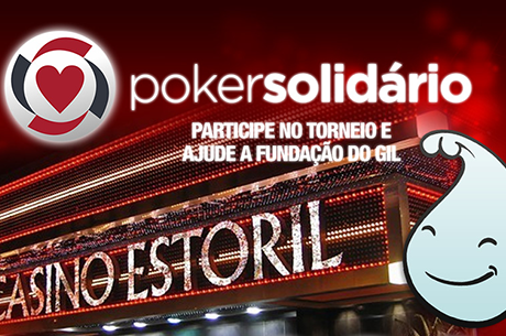 Poker Solidário no Casino Estoril no Dia 4 de Maio