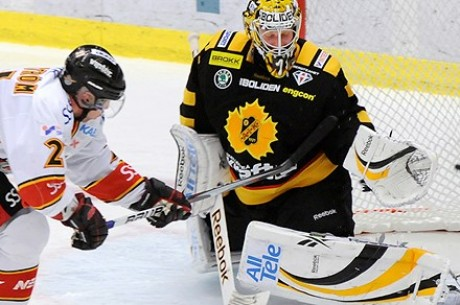 Inför SM-final 4, ska Luleå lyckas hämta igen 0-3 mot SAIK?