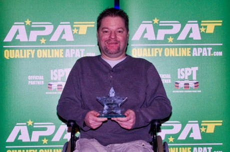 Carl Pilgrim Continues to Give; ISPT Day 1 Seat Up For Grabs
