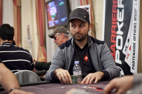 Global Poker Index: Schemion Replaces O'Dwyer in Top 10, Negreanu Rockets to 24