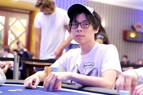 Joseph Cheong在马尼拉百万赛占据领先位置