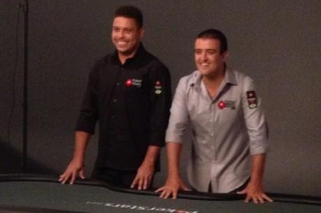 Ronaldo se estrena en el tapete virtual de PokerStars