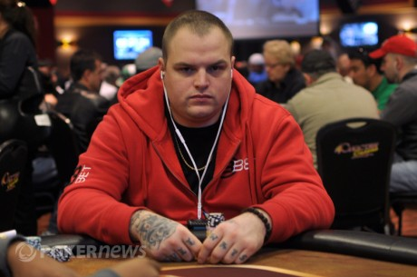 Circuit Grinder: WSOP Circuit National Leader Board Points Leader Rex Clinkscales