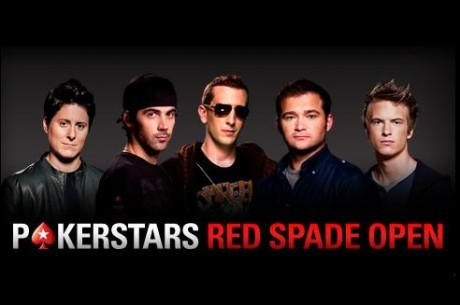 Homme Red Spade Open: garanteeritud $1 miljon