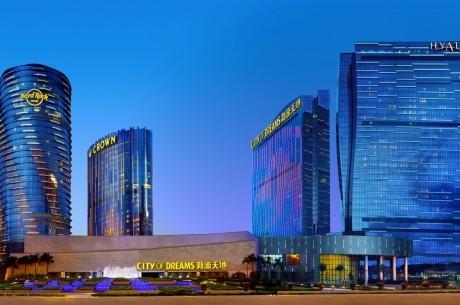 PokerStars LIVE Abre na City of Dreams em Macau