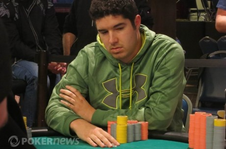 2012-13 WSOP Circuit Council Bluffs Day 2: Hinkle Seeks Second Title in Three Years