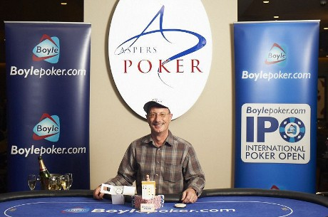 Michael Wright Wins the BoylePoker.com IPO London Main Event