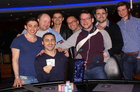 Kevin Allen wins the DTD Monte Carlo for £120,000!