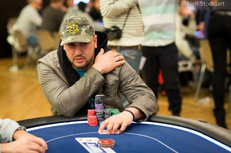 2013 European Poker Tour Berlin Main Event Dag 1b: Mizrachi ble chipleder