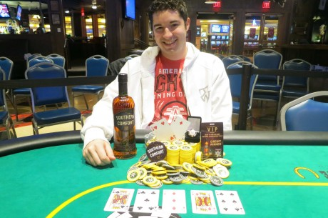 Blair Hinkle Wins WSOP Circuit Council Bluffs for Second Time; Banks $121,177