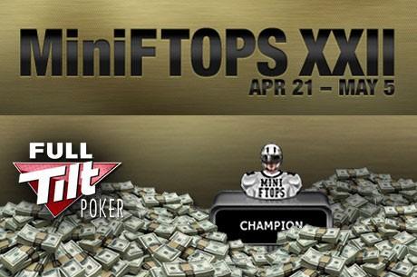 FTOPS Mini XXII – почти 40 турнира, билети на 1/10 от цената и...