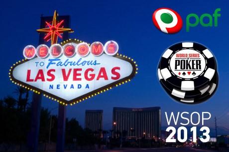 Kvalifitseerumine World Series Of Poker kõrvalturniirile läbi Pafi