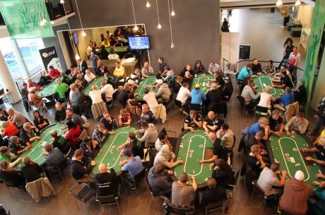 Paf Poker Challenge 2013 põhiturniiril osaleb üle tosina Eesti mängija