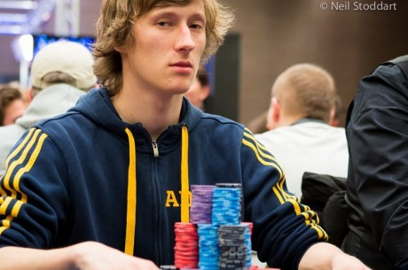 2013 European Poker Tour Berlin Main Event Day 2: Joentausta Jumps Into the Lead