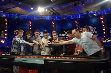 Foto Blog: Relembrar as World Series of Poker 2012