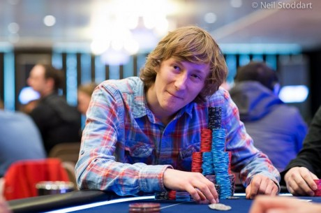 2013 European Poker Tour Berlin Main Event Day 3: Joentausta Remains Ahead