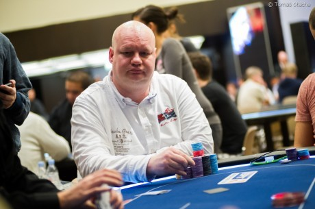 2013 European Poker Tour Berlin High Roller Day 1: Voth Leads the Way