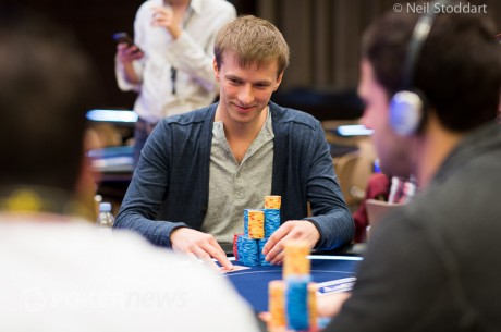 EPT Berlim Dia 5: Robert Haigh Lídera a Final Table
