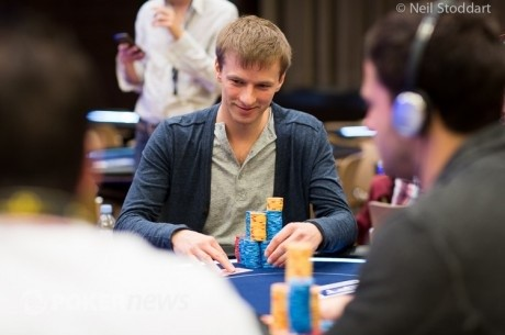 2013 European Poker Tour Berlin Main Event Day 5: Robert Haigh Leads Final Table