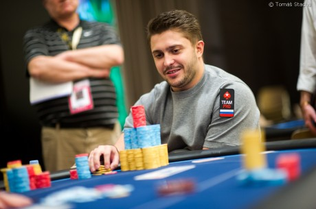 2013 European Poker Tour Berlin High Roller Day 2: Team Pro Lykov Leads Final Seven