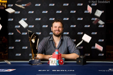 Team Ivey's Griffin Benger Wins the European Poker Tour Berlin High Roller (€429,000)