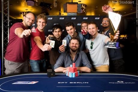 Гриффина Бенгера выиграл EPT Berlin High Roller (€429,000)