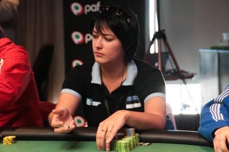 Paf Poker Challenge 2013 parim eestlane oli Kelly Limonova
